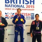 Pic Sam Cook BJJF Gold Medals British Nationals Confidence Coach Fight Psychology