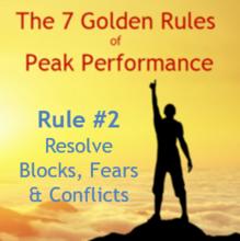 Golden Rule #2 Set Massively Compelling Goals