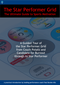 Star Performer Grid The Ultimate Guide to Sports Motivation eBook Cover v1-1