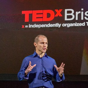 TEDx Paul Burden Sport Psychology RHS