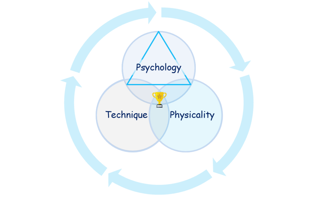 High Performance Framework for Athletes Sports Psychology